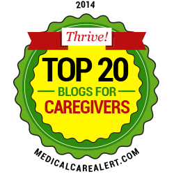 Top 20 Blog for Caregivers
